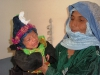 Mor o barn Wardak okt 2009 foto Kicki Lindholm