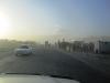 Duststorm i Kabul okt 2009