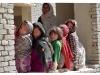 Kabul flickskola våren 2002
