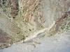 Bergspassen upp mot Kabul