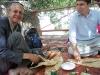 Pansjir picknick