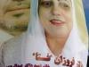 Frozan Fana, änka efter mördad transportminister