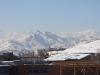 Utsikten från mitt köksfönster 14 feb 2009