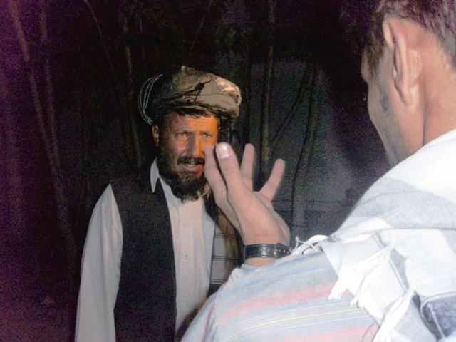 Fd. Guantanamo fångens Mohammed Jawad  farbror