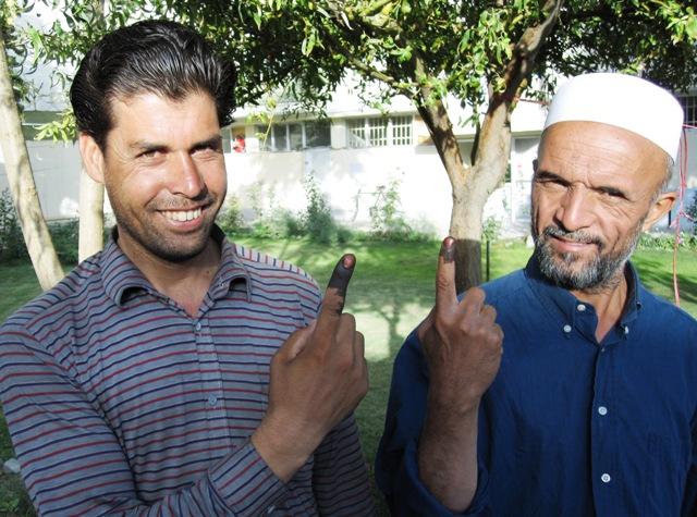 Muhammad Nazir och Hassan Reza har röstat 20 aug 2009
