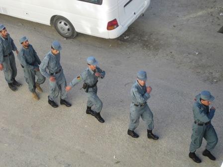 Polis i otakt