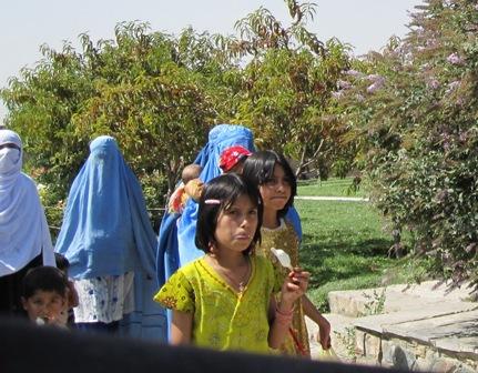 burkor i Kabul